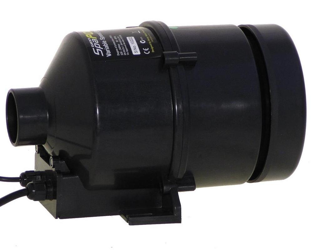Hot Tub Blower : Spa power variable speed blower for hot tubs q